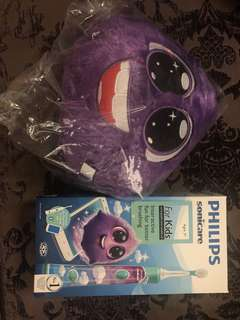 Brand New Philips Sonicare For Kids  HX6321/03(sealed)