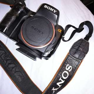 RUSH SALE SONY A200