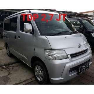 Daihatsu GranMax 1500-D 2013 AC/PS Tdp 2.7 jt