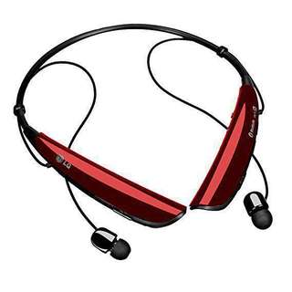 Brand New LG Tone Pro Bluetooth Stereo Headset HBS-750(sealed)