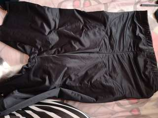 Black rara pierre cardin girdle corset
