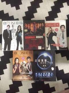 TV Show DVD Box Set