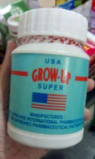 USA Grow Up Super