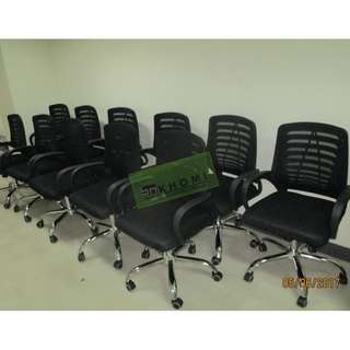 Black Color NX3540 Office Furniture-Partition