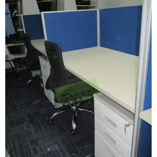 WORKSTATION _ Office Partition _ CUBICLES_Office Furniture