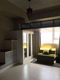 The pearl place condo for rent walking distance to UA&P Megamall Tektite
