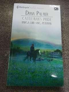 Cattleman's Pride - Harga Diri Sang Peternak by Diana Palmer