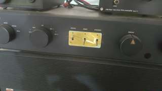 Adcom pre and power amp, GDP 750 n GFA 555
