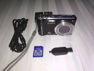 Panasonic Camera Lumix DMC-TZ7