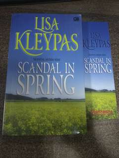 Scandal In Spring - Skandal Musim Semi by Lisa Kleypas