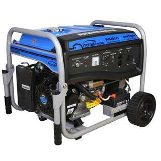 Promate PH6800 ES Gasoline Generator