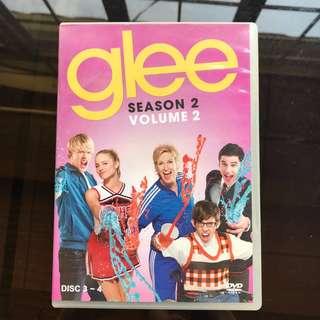 Glee DVDs