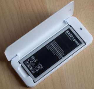 SAMSUNG Galaxy Note 4 Extra Battery Kit 3220mAh