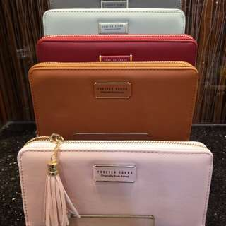 Dompet wanita res forever young import