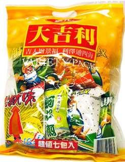 🚚 華元大吉利4袋