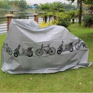 Motorcycle Polyster Protector Waterproof, Dust proof Rain Dust Cover
