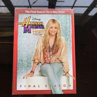 Disney Hannah Montana DVD