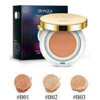 black box bioaqua BB CUSHION Exquisite & delicate isi 1