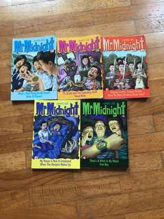 Mr Midnight series