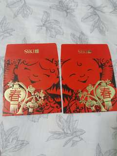 Red Packet - DBS - 10 pieces