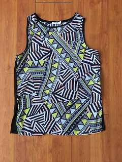 Valley girl top (Australian brand)