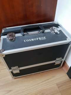 Cosmoprof make up beauty case