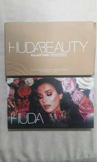 Huda Beauty Rose Gold Palette
