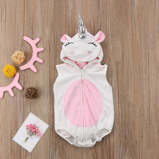 Baby Unicorn Costume / Onesie / Jumpsuit