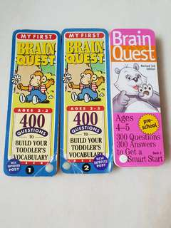 Brain Quest, Preloved