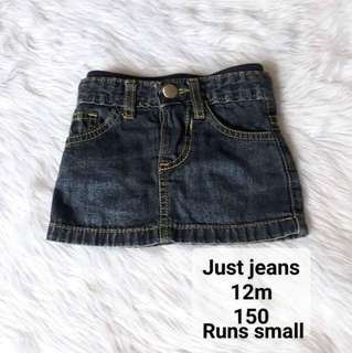 Just Jeans skirt