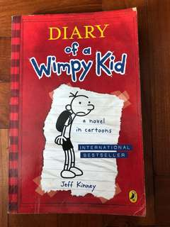 Diary Of A Wimpy Kid (First Book)