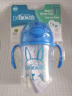 Dr Brown's Baby's First Straw Cup