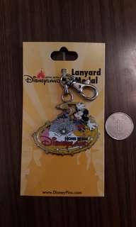 香港迪士尼鎖匙扣