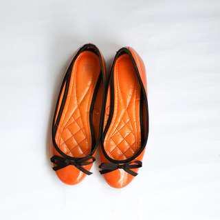 Flatshoes flies