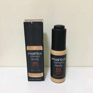 Past manuf BN Smashbox bb water