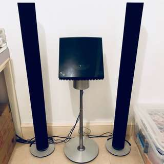 B&O BeoSound 4 with BeoLab 6000 speakers