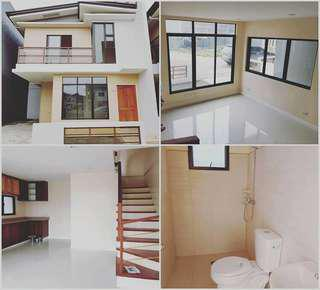 Talisay City Cebu Own a Single Attached House and Lot 3 bedrooms