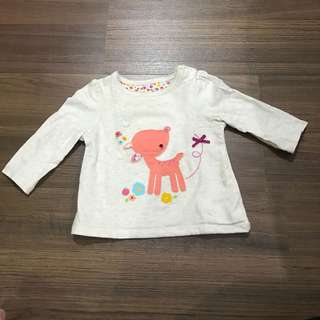 Mothercare Baby Girl Top