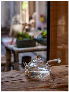 🚚 明火電陶爐酒精爐可煮的耐熱玻璃壺