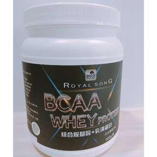 御松田-BCAA綜合胺基酸+乳清蛋白(500g/瓶)