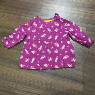 Mothercare babygirl top