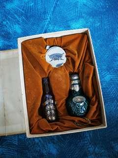 Chivas Regal Miniature Souvenir Set