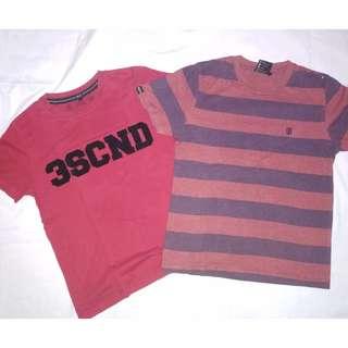 Baju Bekas Three Second