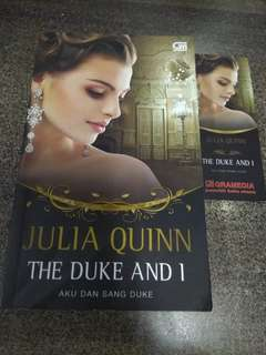 The Duke and I - Aku dan Sang Duke by Julia Quinn