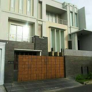 Rumah 3lt full furnish di puri