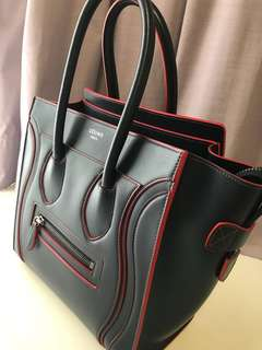 Celine Micro Luggage 少有款