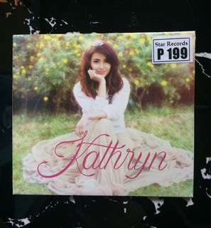 Kathryn Bernardo's First Album
