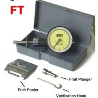 Wagner Brand FRUIT TEST™ Fruit Penetrometer FT Fruit Tester
