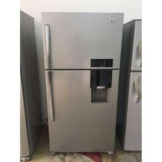2Door Fridge Peti Ais Ice Recon Water Dispender LG