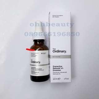 The Ordinary Grandactive Retinoid 2% Emusion